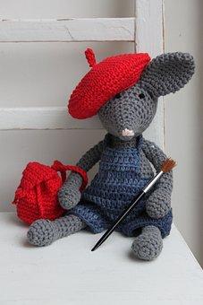Pablo Mouse, Pablo Picasso, Hooks Mouse