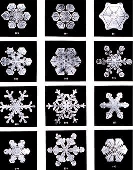 Crystals, Ice Crystal, Snow, Ice, Snow Crystals