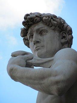 David, Michelangelo, Italy