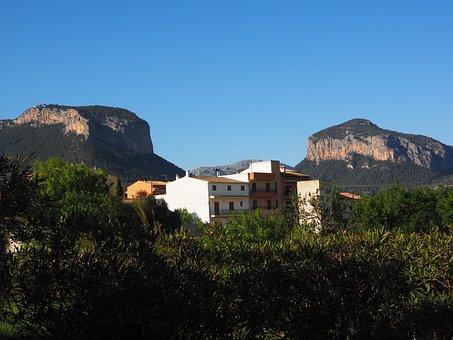 Mesas, Alaró, Mountains, Mallorca