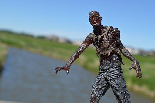 Zombie, The Walking Dead, Undead, Dead, Monster, Death