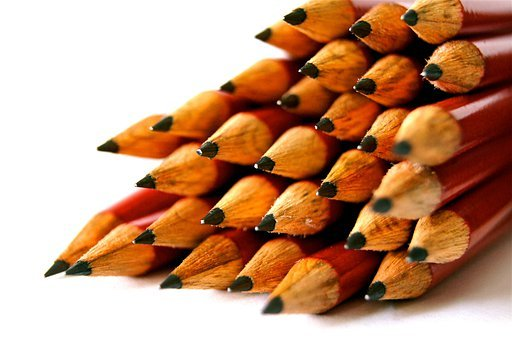 School, Pen, Great, Pointed, Leave, Pencil, Wood