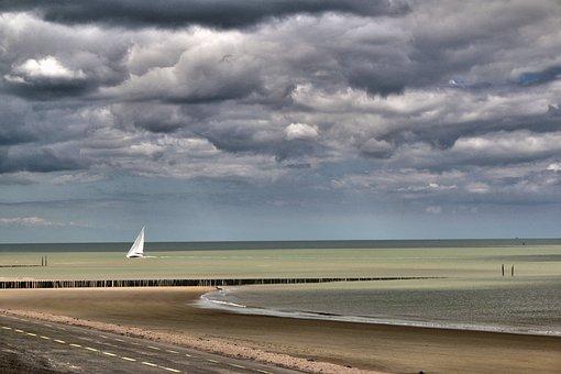 Zeeuws Vlaanderen, Province Zeeland, Netherlands