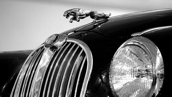 Car, Jaguar, Classic, Auto, Vehicle, Style, Retro