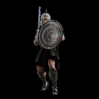 Gladiator, Rome, Roman History, Fight