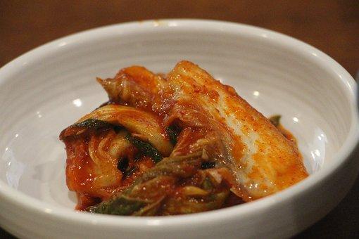 Side Dish, Kimchi