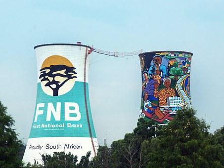 South Africa, Soweto, South West Town, Animation