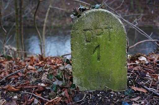 Stone, Landmark, Mark, Parcel Boundary, Milestone