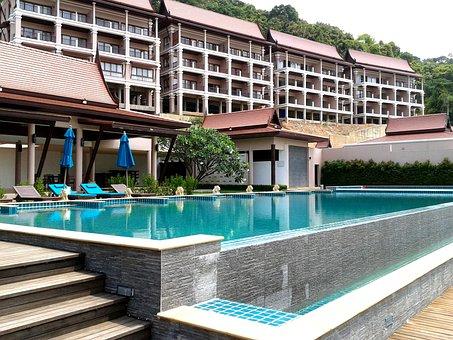 Hotel, Thailand, Koh Chang Island, Vacation, Pool