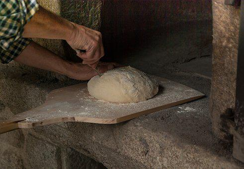 Bread, Boulanger, Oven, Homemade, Cooking