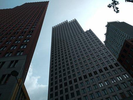 Company, Undertake, Entrepreneur, Building, Business