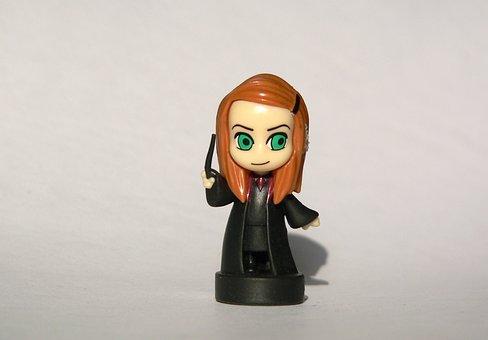 Ginny, Harry Potter, Fantasy, Saga, Character, Books