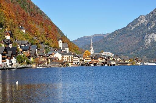 Hallstatt, Hallstättersee Lake, World Heritage
