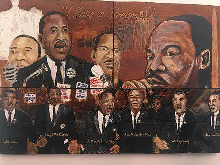 I Have A Dream, Civil Rights, Equality