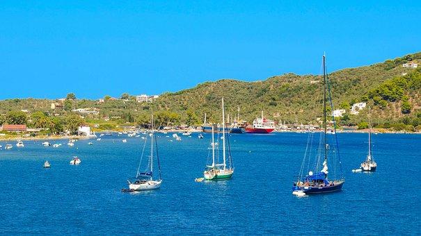 Greece, Skiathos, Island, Greek, Mediterranean