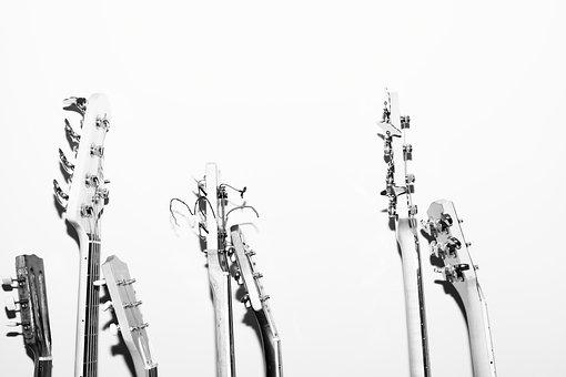 Music, Guitar, Bass, Rock, Sound, Musical, Instrument
