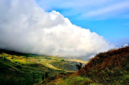 Nature, Landscape, Kaçkars, Landscapes Nature, Sky