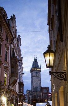 Prague, Czech Republic, Praha, Tower, Observation Tower
