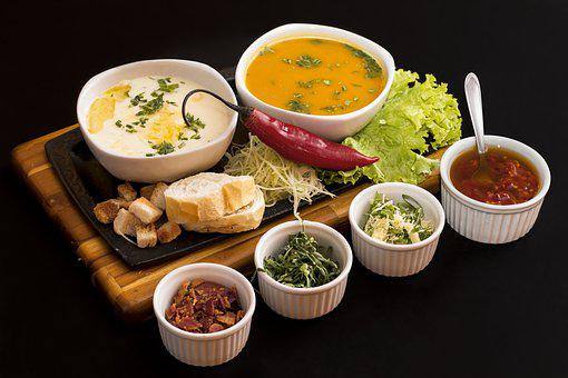 Food, Gastronomy, Broths, Power Supply, Meal