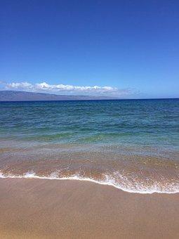 Ocean, Water, Sea, Beach, Travel, Sky, Coast, Vacation