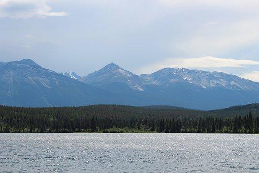 Alberta, Lake, Canadian