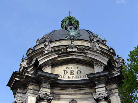 Church Of God Body, Dominicans, The Dome, Soli Deo