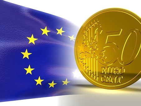 Euro, Currency, Coin, Flag, Eu, Business, Money