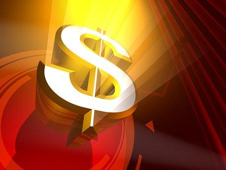 Dollar, Symbol, Money, Currency, Finance, Business