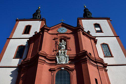 Parish Church Of St Blaise, Fulda, Church, Historically