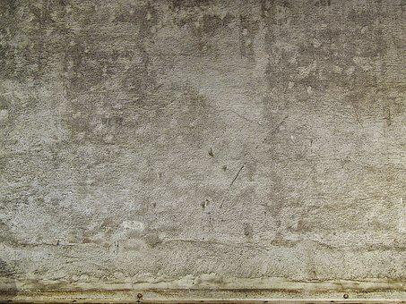 Wall, Baseboard, Background, Grunge Stained, Structure