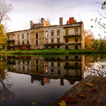 Waters, Architecture, Travel, Building, River, House