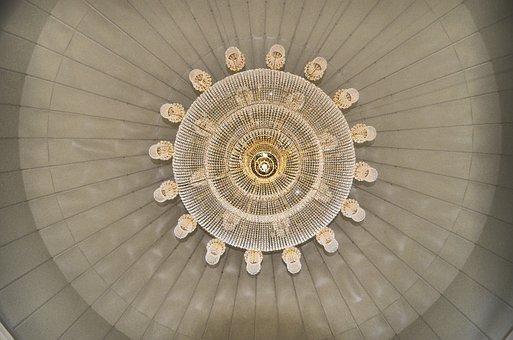 Islamic, Ornament, Pendant, Pattern, Motif, Islam