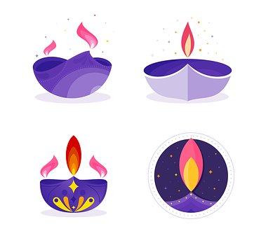 Diwali, Lamp, Festival, Deepavali, Celebration