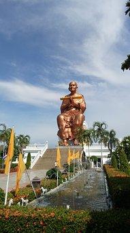 Temple Church, Sam Khok, Pathum Thani