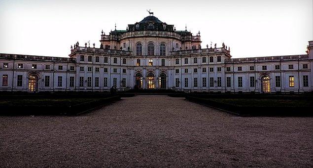 Palazzina Di Caccia, Residence, Residence Savoia