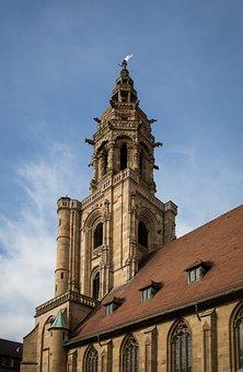 Heilbronn, St Kilian, Saint Kilian's Church, Steeple