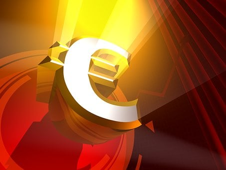 Euro, Symbol, Money, Business, Icon, Finance, Bank