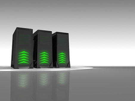 Server, Technology, Web, Data, Internet, Network