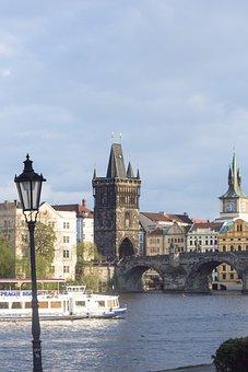 Prague, Czech Republic, Charles Bridge, Moldova, Praha