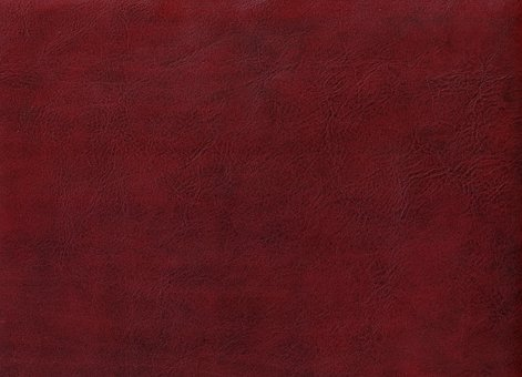 Burgundy Leather, Skin, Cowhide, Luxury