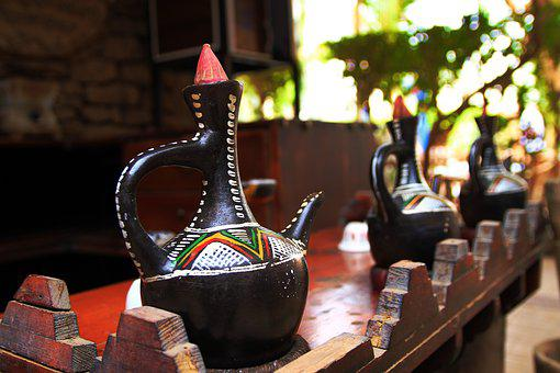 Coffee, Ethiopian, Drink, Cafe, Food, Culture, Africa