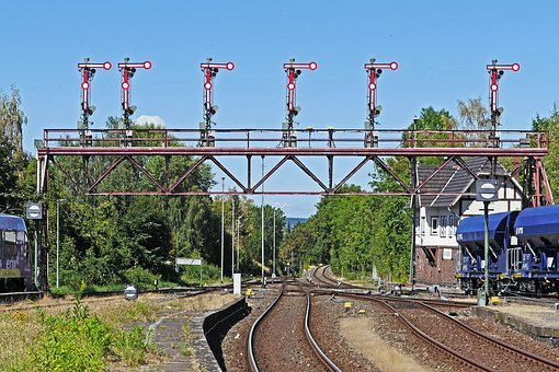 Gantry, Bad Harzburg, Famous, Protected Monument
