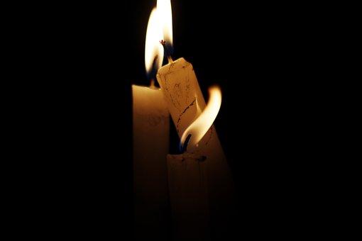Candle, Fire, Calls, Heat, Burn, Light, Melt, Matches