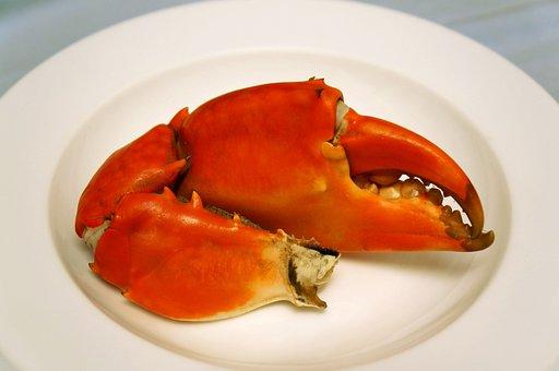 Food, As Crab, Ca Mau, Vietnam