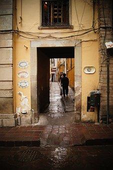 Door, Input, Income, House, Mexico, Guanajuato