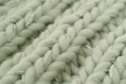 Fabric, Wool, Yarn, Kazakh, Cardigan, Weaving