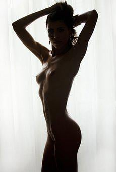Nude, Body, Beauty, Charm, Emotion, Perfect Body, Line