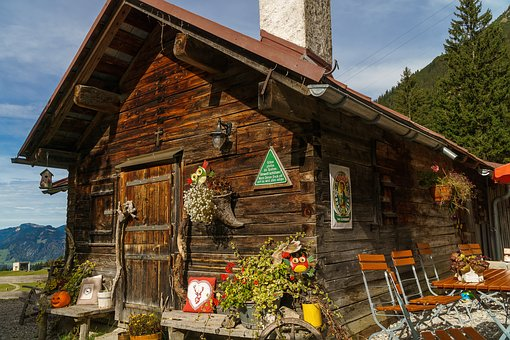 Foghorn, Hofhütte Seealpe, Oberstdorf, Seealpe, Alpine