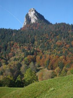 Leonard Stone, Tegernsee Mountains, Mountain, Rock