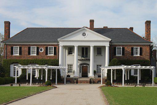 Boone Hall, Plantation, Mt Pleasant, South Carolina